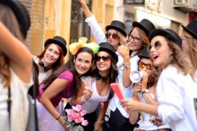 El mayor organizador de eventos se especializa en despedidas de solteras