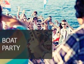 fiestas en barco Alicante