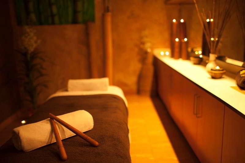 spa con masajes y tratamientos