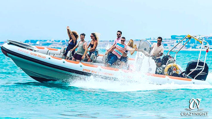 Speed Boat & Playa San Juan Alicante