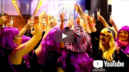 Video Despedidas Alicante CrazyNight 2018